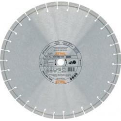 Disco de diamante-Tronzadoras. Ø 350 mm SB 80