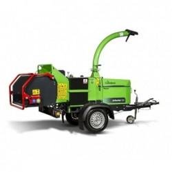 Biotrituradora GreenMech Arborist 150 mm diesel