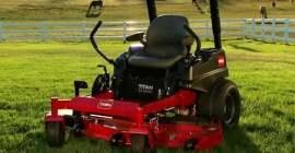 Toro maquinaria de jardineria